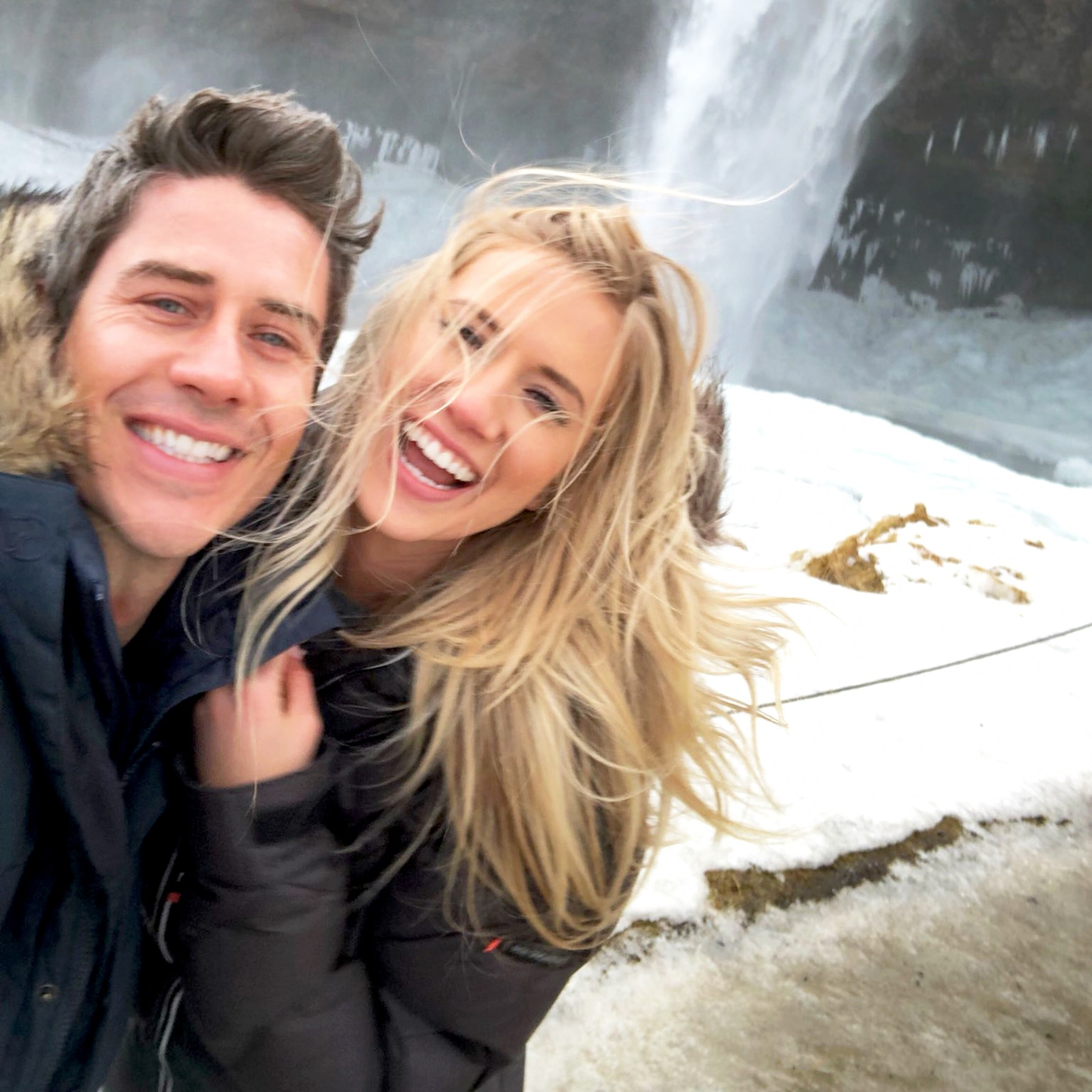 Arie Luyendyk Jr. and Lauren Burnahm